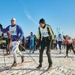 46. Tartu Maraton - Jaak Lääne (1093), Christian Jost (1321)