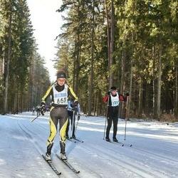 46. Tartu Maraton - Kadi Inno (663), Jaak Lääne (1093), Bert Lõuke (1219)
