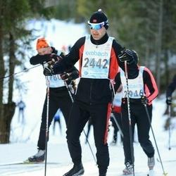 46. Tartu Maraton - Agu Vaabel (2442)