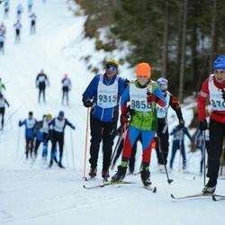 46. Tartu Maraton - Arseniy Rudnev (8858), Helge Snabb (9315)
