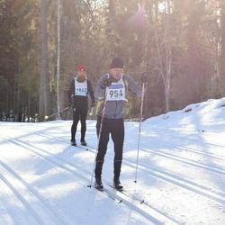 46. Tartu Maraton - Toomas Keernik (954), Aare Huik (1315)