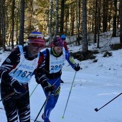 46. Tartu Maraton - Vyacheslav Egorov (1187), Anna De Nardin (2291)