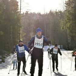 46. Tartu Maraton - Renno Rehtla (1956), Andi Kronberg (3162), Erik Kõomägi (8420)