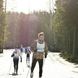 46. Tartu Maraton - Rando Veberson (3125), Ago Pukspuu (8766)