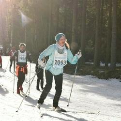 46. Tartu Maraton - Anni Urb (2093)