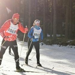 46. Tartu Maraton - Anastassija Pahhomenkova (8687), Janar Raudsepp (8809)