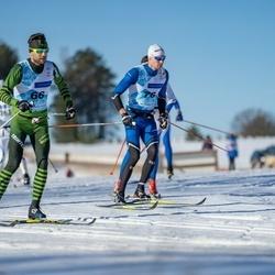 46. Tartu Maraton - Marek Nõmm (66), Bert Tippi (76)