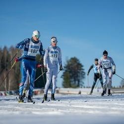 46. Tartu Maraton - Martti Rell (178), Agris Krievans (188)