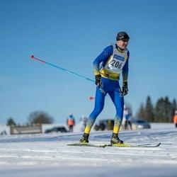 46. Tartu Maraton - Artis Krievans (206)