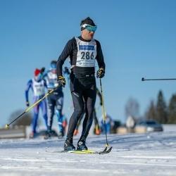 46. Tartu Maraton - Andre Nõmm (286)
