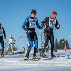 46. Tartu Maraton - Alari Kannel (334), Daniel Koosma (436)