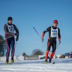 46. Tartu Maraton - Alessandro Bonaldi (449), Sven Kautlenbach (891)