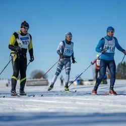 46. Tartu Maraton - Ari Kainulainen (894), Kristo Taal (921), Andres Brakmann (1416)
