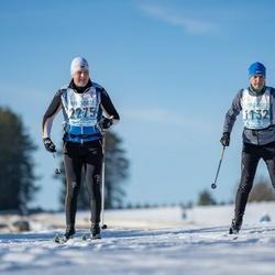 46. Tartu Maraton - Kristo Hütt (1132), Janis Kukk (2275)