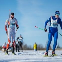 46. Tartu Maraton - Aron Ott (8678), Oliver Kinks (9259)
