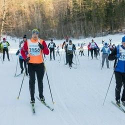 46. Tartu Maraton - Mart Arro (2136), Arne Merilai (2211)