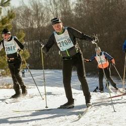 46. Tartu Maraton - Ernst Alenius (2571), Bert Olsson (2708)