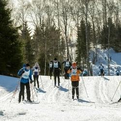 46. Tartu Maraton - Kuldar Veere (1822), Tõnis Elling (2394), Arkadijs Reimanis (2832)