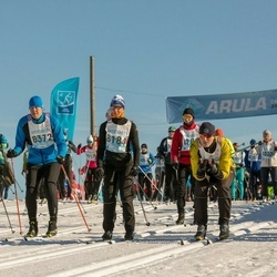 46. Tartu Maraton - Kätlin Heiskonen (8184), Andre Krull (8372)