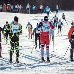 46. Tartu Maraton - Vahur Pindma (1201), Ingulf Nordahl (1428)