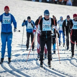 46. Tartu Maraton - Ahti Allikas (1051), Heino Lillipuu (1336)