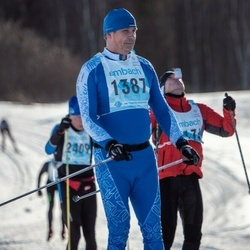 46. Tartu Maraton - Märt Volmer (1387)