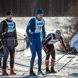 46. Tartu Maraton - Tarmo Rei (141), Tomi Silvonen (254)