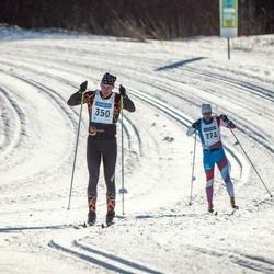 46. Tartu Maraton - Oleg Melnikov (273), Andres Laur (350)