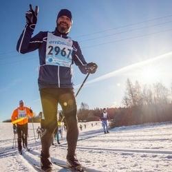 46. Tartu Maraton - Paavo Rebane (2967)