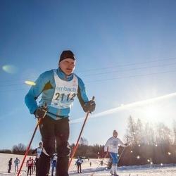 46. Tartu Maraton - Harli Talts (2112)