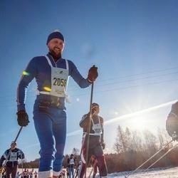 46. Tartu Maraton - Mait Vaiksaar (2058)