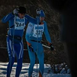 46. Tartu Maraton - Yury Antokhin (264), Ain Rästa (325)