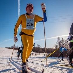 46. Tartu Maraton - Ain-Ivar Tupp (2036)