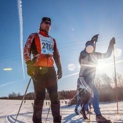 46. Tartu Maraton - Taavi Mõts (2200)