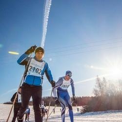 46. Tartu Maraton - Meelis Kompus (2102)