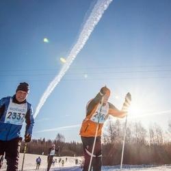 46. Tartu Maraton - Jüri Külvik (2337), Tõnis Elling (2394)