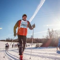 46. Tartu Maraton - Jan Mocek (2080)