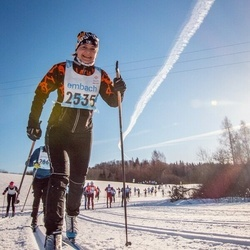 46. Tartu Maraton - Maarika Traat (2535)