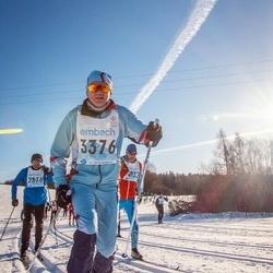 46. Tartu Maraton - Emilie Reuter* (3376)