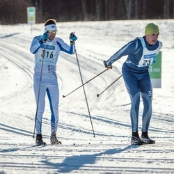 46. Tartu Maraton - Taavi Lehemaa (23), Indrek Pain (316)