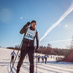 46. Tartu Maraton - Hendrik Tiitson (2360)