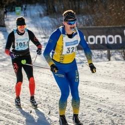 46. Tartu Maraton - Artis Locmelis (329), Karli Veelain (1034)