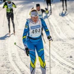 46. Tartu Maraton - Sille Rell (494)