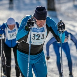 46. Tartu Maraton - Kaimar Vahelaan (324)
