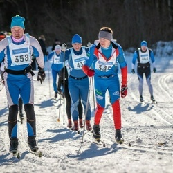 46. Tartu Maraton - Valeriy Baranovskiy (345), Rene Alberi (358)