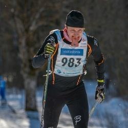 46. Tartu Maraton - Jaan Jagomägi (983)