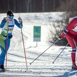 46. Tartu Maraton - Thorkild Gundersen (901), Jaanika Paalmäe (10019)