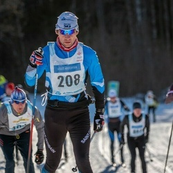 46. Tartu Maraton - Hannes Veide (208)