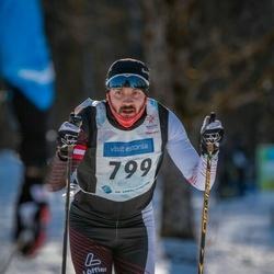 46. Tartu Maraton - Janis Bunkovskis (799)