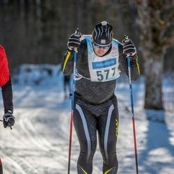 46. Tartu Maraton - Olavi Mõts (577), Ergo Mikkor (618)